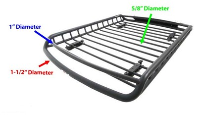 Cheap Rola roof baskets