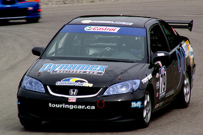 20TH PIETER van DOORN 6TH TOURING HONDA CIVIC