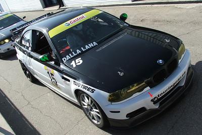 BMW 328 PAUL DALLA LANA