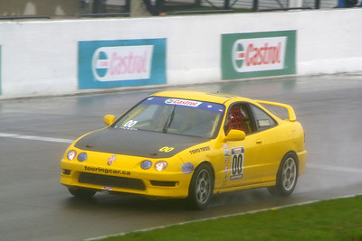 12TH STEVE GREINER 2ND TOURING ACURA TYPE R