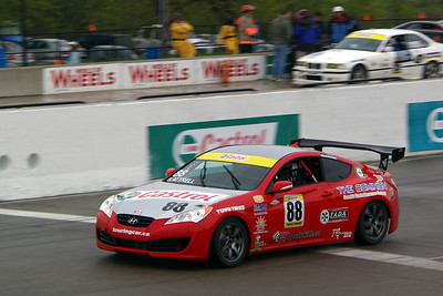 30TH BOB ATTRELL N/C ST HYUNDAI GENESIS COUPE