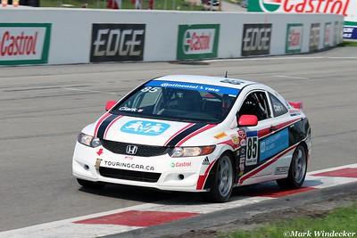 23rd 10-T Stuart Clark Honda Civic Si