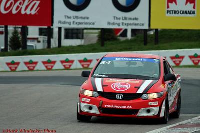 21st 9-T Damon Sharpe  Honda Civic Si