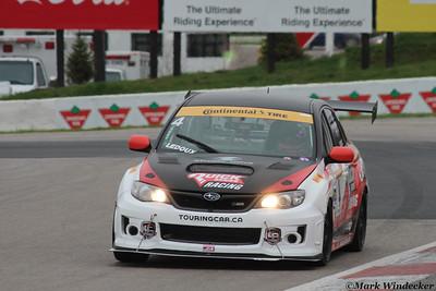 4th S Roger Ledoux Subaru WRX Sti