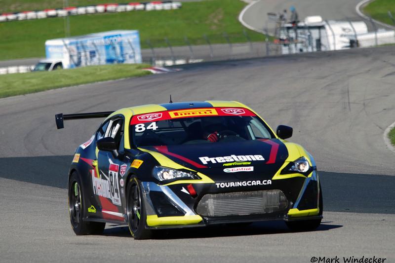 4th GT Sport Damon Sharpe