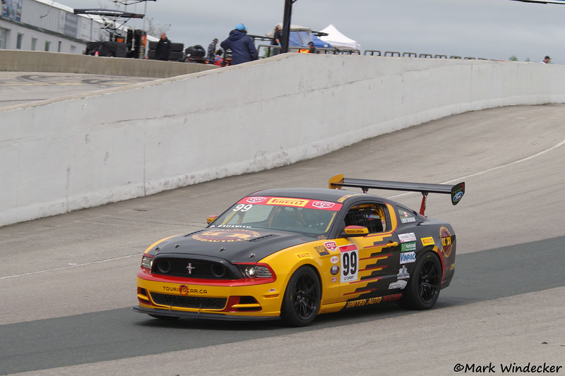 2nd GT Sport Chris Sahakian
