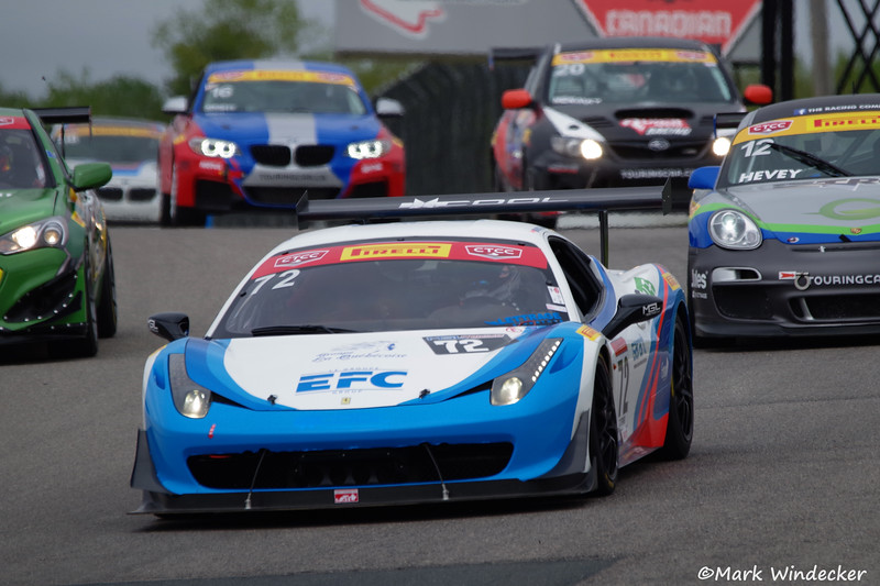 1st GT Sport Mario Guerin