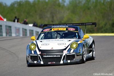 1st  GT Cup Etienne  Borgeat
