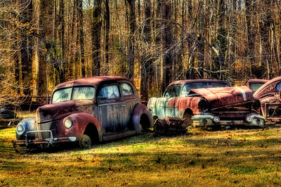 CAR CEMETERY 2 POL TRANSFER