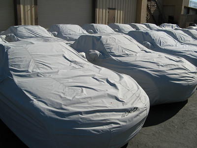 CAR COVERS: A work in progress...