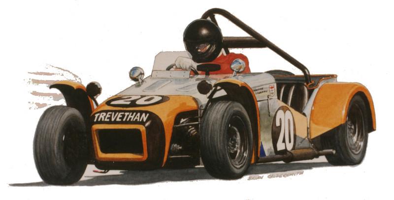 John Hunter<br /> Trevethan Clubman