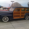 Woodies At Morro Rock