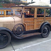 OLD Woody ! 1920's I believe!