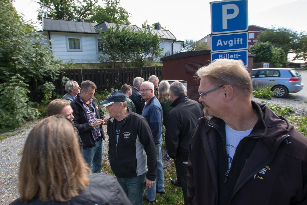 CCS Höst Cruising 2017 - Furusund Värdshus
