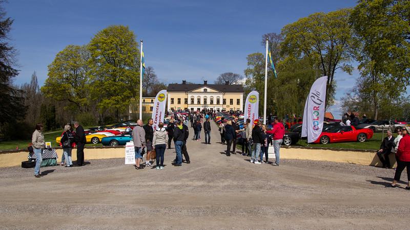 Vårmönstring  på Taxinge Slott Lördag 9 Maj