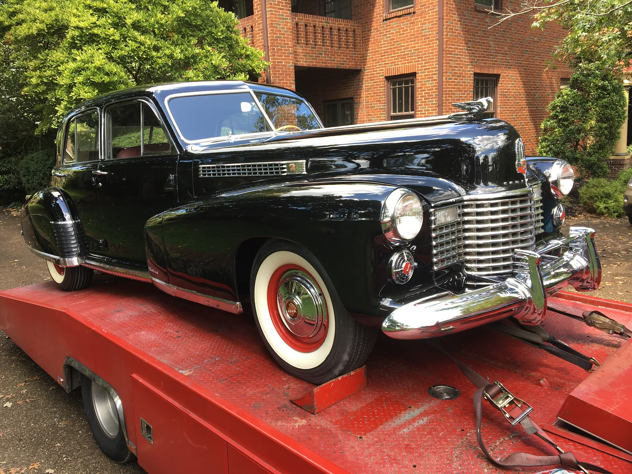 1941 Cadillac (Springfield, Tennessee to Nashville, Tennessee)