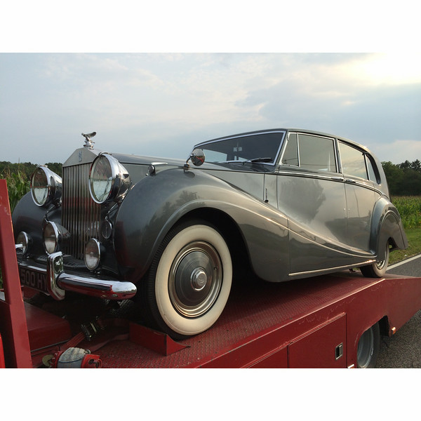 1950  Rolls  Royce (Roselle, Illinois to Lebanon, Tennessee )