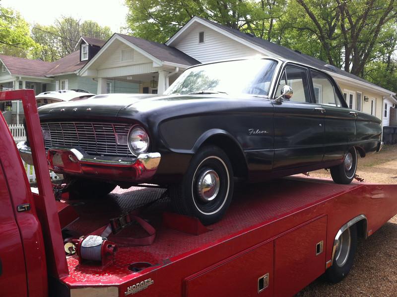 1960 Ford Falcon (Nashville local)