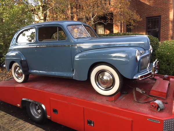 1942 Ford Standard (Springfield, Tennessee to Nashville, Tennessee)