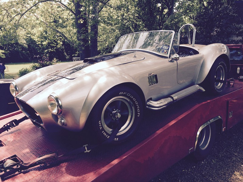 Cobra clone (Brentwood, Tennessee to White Bluff, Tennessee)