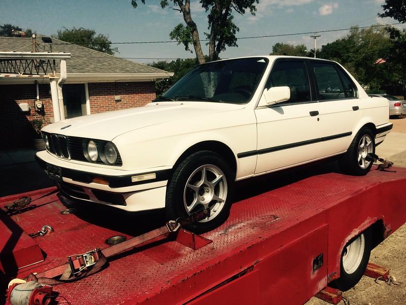 1989 BMW 325i (Nashville)