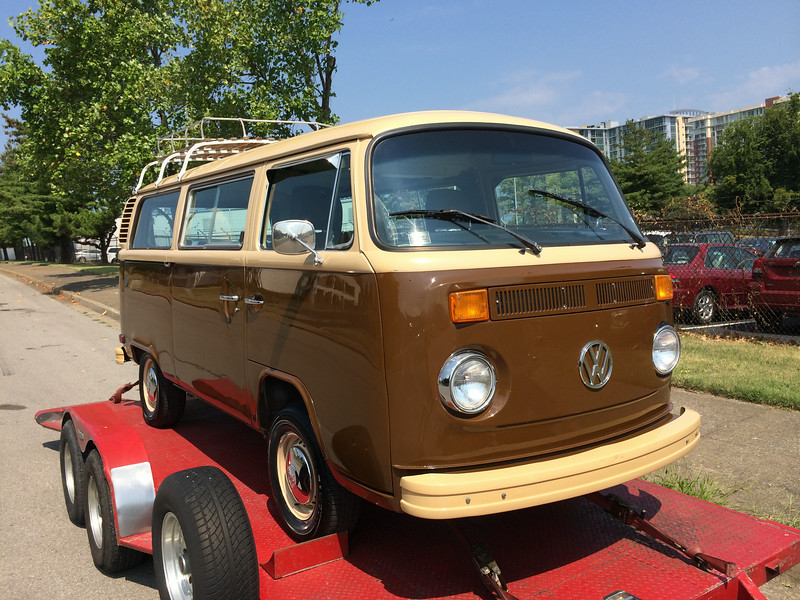 1979 VW Bus (Nashville , Tennessee to Lebanon, Tennessee  )