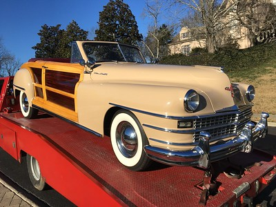1947 Chrysler Town & Country ( Nashville, Tennessee)