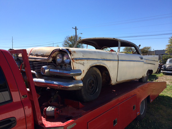 1958 Dodge Coronet (Indianapolis, Indiana to Pull-A-Part)