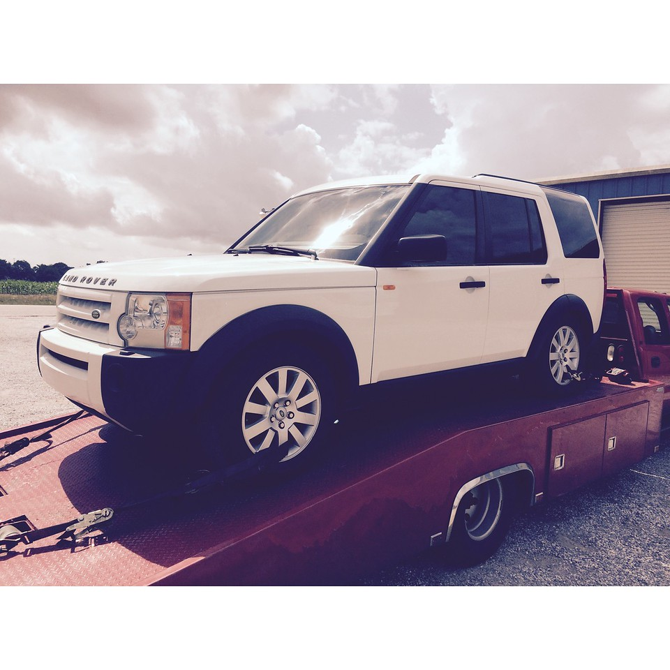 2008 Range Rover LR3 (Rogersville, Alabama to Nashville,Tennessee)