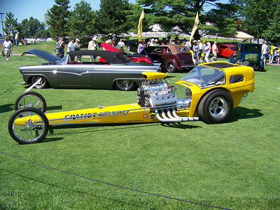 CONCOURS D'ELEGANCE OF AMERICA AT ST. JOHN'S 2011