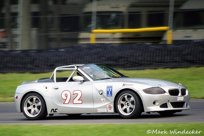 9TH BEAU BUISSON/WADE GAUGHRAN STI BMW Z4