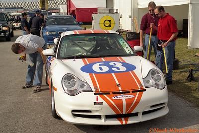 North Shore Racing-Porsche 996