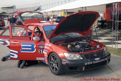 Team Lexus-Lexus IS300