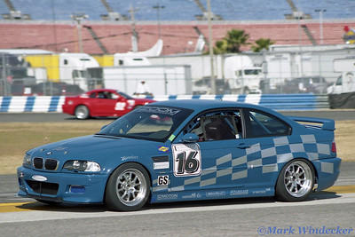 16TH ALAN WORTZMAN/MIKE McCALMONT/MIKE SPECK  14GS BMW M3