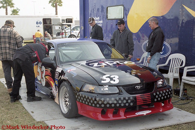 TF Racing-Mustang Saleen