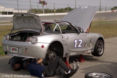 TC Kline Racing-Z4