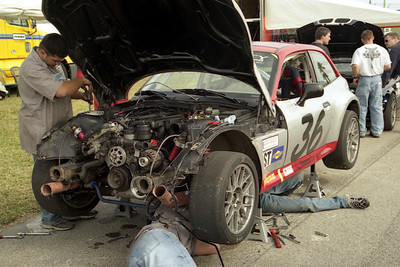 Matt Connolly Motorsports-BMW Z3
