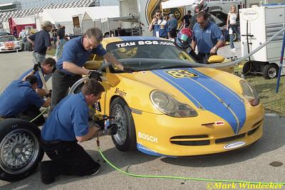 Glenn Ye Motorsports-Porsche 996