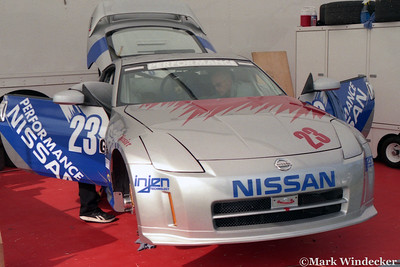 Unitech Racing-Nissan 350Z