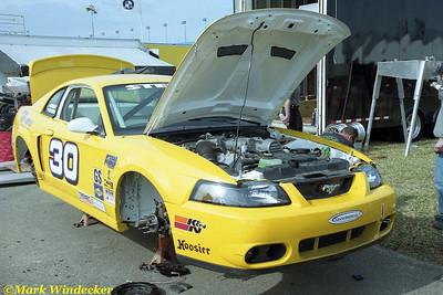 Shreiner Racing-Mustang Cobra