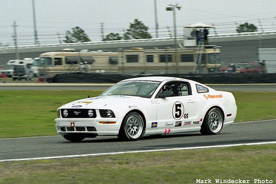 1ST GS IAN JAMES/TOM NASTASI MUSTANG GT