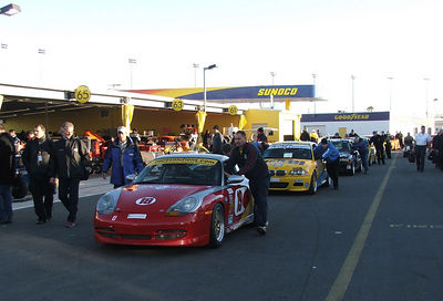 2006 DAYTONA GRAND-AM CUP