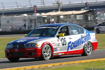 63RD 25ST SAM SCHULTZ/SETH THOMAS BMW 330I