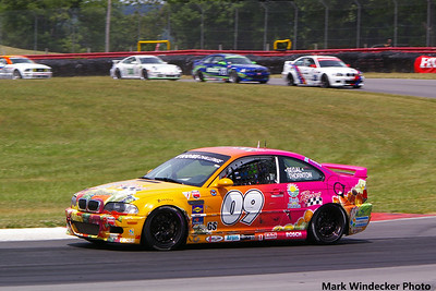 3RD JEP THORNTON/JEFF SEGAL BMW M3