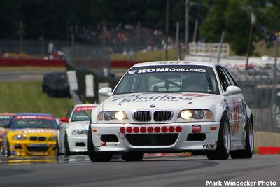 33RD TIM GEORGE JR/CONRAD GRUNEWALD BMW M3