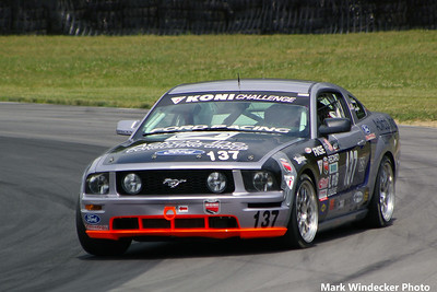26TH MARK ACKLEY/TODD SNYDER MUSTANG GT
