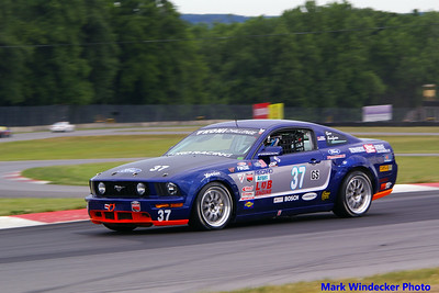 18TH BRET SEAFUSE/JAMES GUE MUSTANG COBRA GT