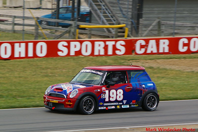 33RD RANDY SMALLEY/STEVE PATTEE/MARK CONGLETON MINI COOPER S