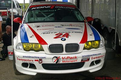 V-Park Motorsport BMW 330i
