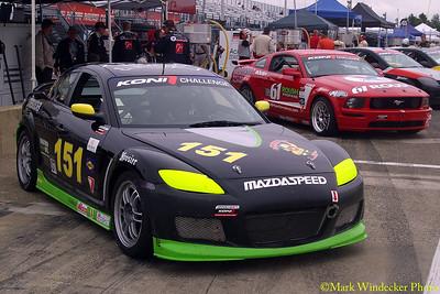 Pirate Motorsports RX-8